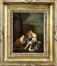 Künstlerische Malerei von 1700-1799 als Original der Zeit