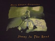 Mary Chapin Carpenter Vintage Signed Shirt ( Used Size XL ) Nice Condition!!!