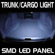 LED W2-1 WHITE 1X TRUNK CARGO LIGHT BULB 12 SMD PANEL XENON HID INTERIOR LAMP e