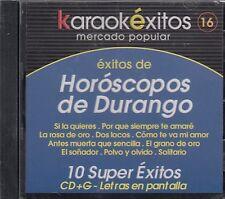 Los Horoscopos de Durango Exitos Karaoke Nuevo