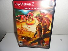 """PLAY STATION 2 """"JAK 3"""" GAME"""