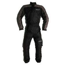 Tute in pelle e altri tessuti un pezzi neri marca RST per motociclista