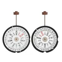 Watchmaker's Quartz Movement Double Calendar Watches Repairing Accessories Parts