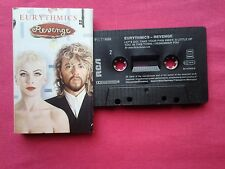 Ultra Rare K 7 / Cassette / Eurythmics – Revenge / EU 1986