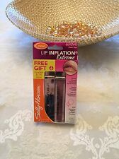 Sally Hansen Lip Inflation Extreme Sheer Bare 6690N40 W/ Free Gift