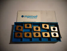 INGERSOLL INDEXABLE SOLID CARBIDE MILLING INSERTS [10]  CGH323R003 IN1515