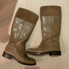 Gucci Girls Tan Boots - Size 28 / UK Size 10 Infant