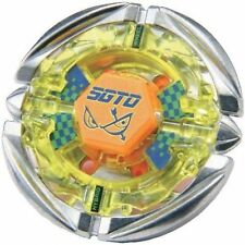 New Flame SAGITTARIO Metal Fusion 4D Beyblade BB-35 FREE SHIPING Yellow Cheap