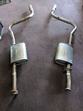 2001 FORD MUSTANG COBRA STAINLESS EXHAUST!!! BRAND NEW TAKE-OFF!! MAYBE 99-04??