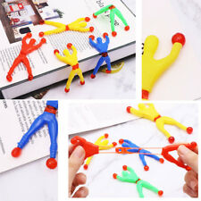10Pcs Sticky Wall Climbing Climber Men Kids Party Toys Fun Favors Birthday Gift