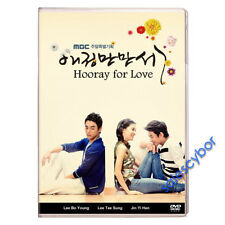 """BUY 5 GET 1 FREE"" Hooray for Love Korean Drama (10DVDs) Excellent English!"
