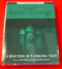 Charles Dickens The Signalman/Wilkie Collins Dream Woman+3 2-Tape Audio Ian Holm