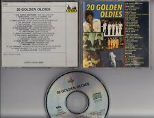 20 GOLDEN OLDIES Citadel Music Holland CD Everly Brothers Trini Lopez Turtles