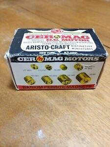 Aristocraft CER-MAG D.C. Motor Distinctive Miniatures for Engineers