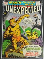 TALES OF THE UNEXPECTED #90 - 1965 (4.5) MY TWIN THE TIGERMAN!