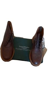 Mens brouge boots Size 9