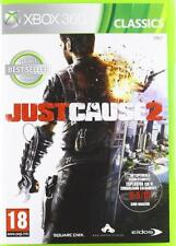 Just Cause 2    XBOX 360    nuovo