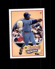 1991 Upper Deck Aaron Heroes #25 (J)