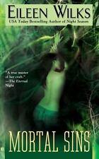 A Novel of the Lupi: Mortal Sins 5 by Eileen Wilks (2009, Pb) Paranormal Romance