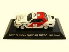 WOW EXTREMELY RARE Toyota 1985 Celica Kankkunen 1st Safari WRC 1:64 CM's Kyosho