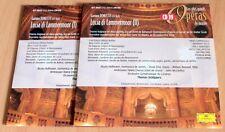 Donizetti - Lucia di Lammermoor - Bergonzi Cappuccili - Thomas Schippers - 2 CD