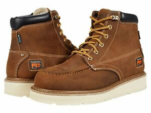 """Adult Unisex Boots Timberland PRO Gridworks 6"""" Soft Toe Waterproof"""
