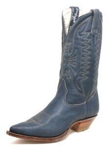 165 Westernstiefel Cowboystiefel Line Dance Catalan Leder 0638 Don Quijote 42