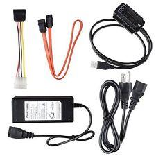 HOT USB 2.0 to IDE SATA S-ATA 2.5 3.5 HD HDD Hard Drive Adapter Converter Cable!