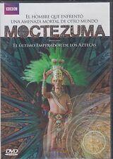 DVD - Moctezuma NEW El Ultimo Emperador De Los Aztecas FAST SHIPPING!