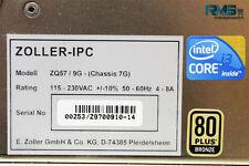 ZQ57-9G - ZOLLER IPC - ZQ57-9G - ZOLLER - WINDOWS 7 - ZQ579G - ZOLLER -RMSNEGOCE