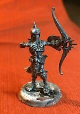 rackham confrontation drune kelt archer cynwall metal '03 d&d hunter guard mini!