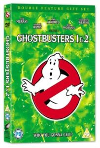Ghostbusters 1 & 2 DVD *NEW*