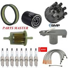 Tune Up Kit Filters Cap Spark Plugs Wire For CHRYSLER NEWPORT V8; 5.9L 1974-1978