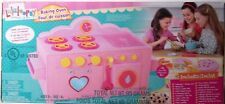 Lalaloopsy Pretend Play Baking Oven Kit Set Food Kitchen Toy