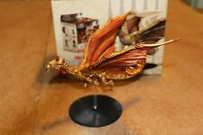 Ancient Brass Dragons Dungeons & Dragons Miniatures Icons of the Realm Tyrrany