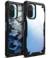 For Xiaomi POCO F3 / Redmi K40 Case   Ringke [Fusion-X] Shockproof Rugged Cover