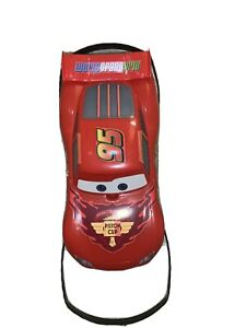 LIGHTNING MCQUEEN container with handle