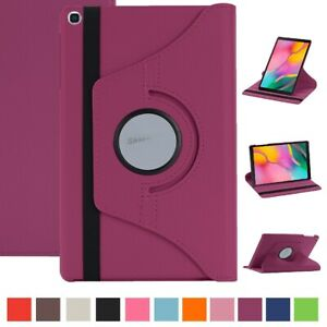 Leather Rotating Stand Soft Case For Samsung Galaxy Tab A 8.4 T307 A7 10.4 T500