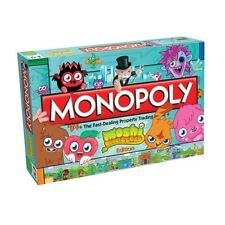 *NEW IN BOX* Moshi Monsters Edition MONOPOLY Board Game - 8 years plus