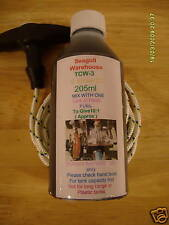 Fuel Mixing bottle and oil for British Seagull Outboard  Engine  (one shot mix)