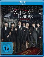The Vampire Diaries - Die achte und finale Staffel (3 Discs) Neu & OVP
