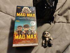 Mad Max Fury Road Funko Mystery Minis Vinyl Nux with Googles & steering wheel