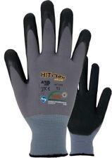 120 Paar AT Handschuh HIT099 Mikroschaum, schwarz, Mechaniker, CAT II, Gr.: 10
