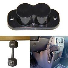 Vehicle Holster Pistol Magnetic Holder Car Under Desk Mount Safe Weather Proof