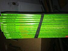 GEO Magazine Année compléte 1998 ET INDEX N° 227 228 229 230 231 232 233 234...