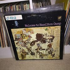 OG M- Hamilton Camp Welcome To Vinyl Bob Dylan Leonard Cohen Paul Simon LP
