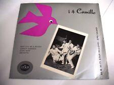 I 4 Camillo* – Mary Give Me A Whisky EP 7''