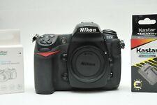 Nikon USA D300 12.3 megapixel DX format CMOS sensor Body SN3174793