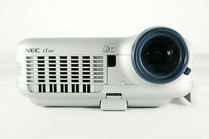 NEC LT260 DLP Projector - Acceptable Functional w/Power Cable
