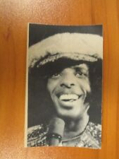 Vtg AP Wire Press Photo Musician Sylvester Stewart, Sly & The Family Stone #1